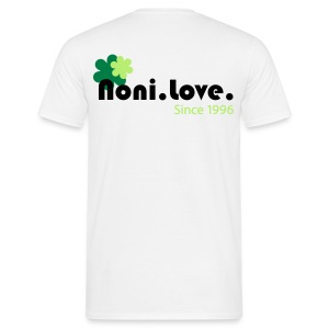 noni.love. - Männer T-Shirt