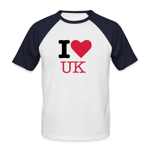 uk - Men's Baseball T-Shirt