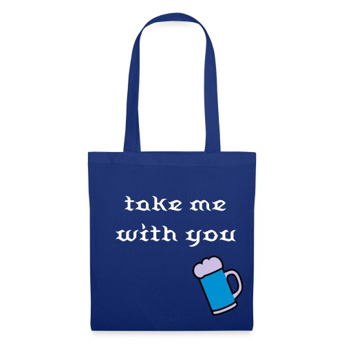 take me  - Tote Bag