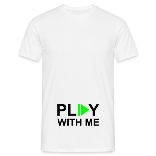 Play ;) ? - Männer T-Shirt