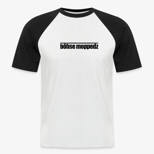 Böhse Moppedz - Männer Baseball-T-Shirt