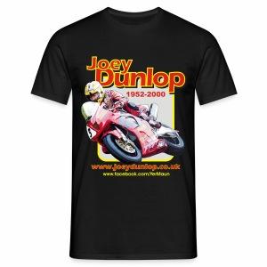 Joey Dunlop - Men's T-Shirt