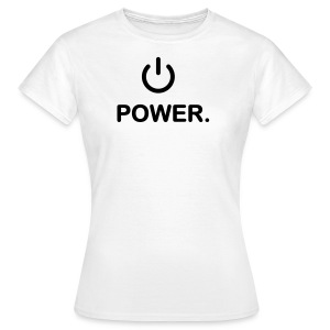 Power - Women's T-Shirt