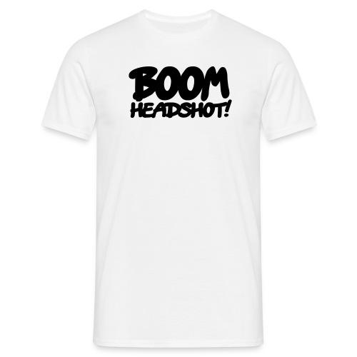 hEADSHOT! - Men's T-Shirt