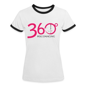 POLE DANCER T-Shirt - Women's Ringer T-Shirt