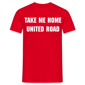 Take Me Home United Road - Men's T-Shirt