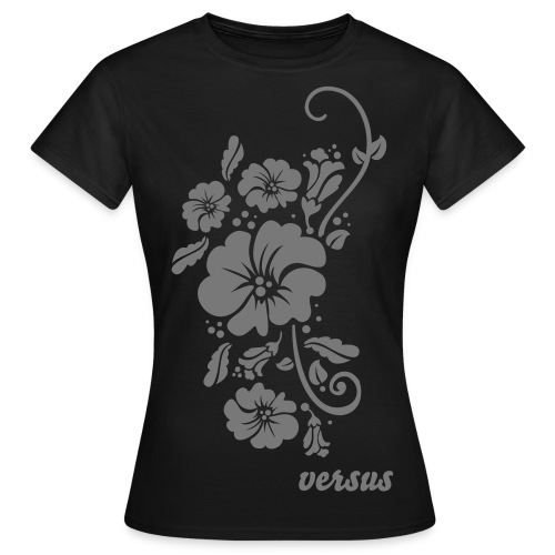 flower power - Frauen T-Shirt