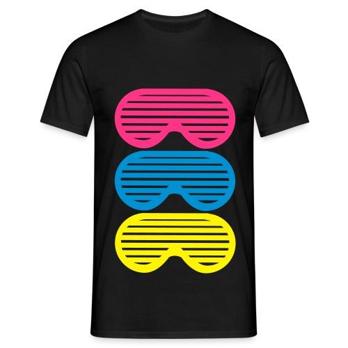 sunglasses - Mannen T-shirt