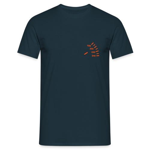 full throttle - Men's T-Shirt