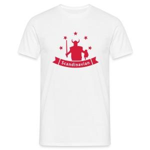 scandinavian_2011_a T-Shirts - Männer T-Shirt