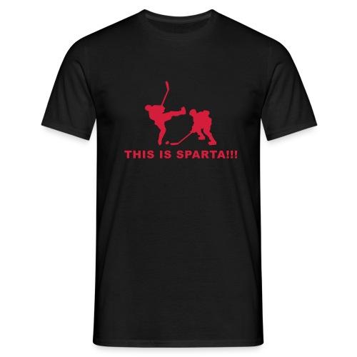 icehockey T-Shirts - Männer T-Shirt