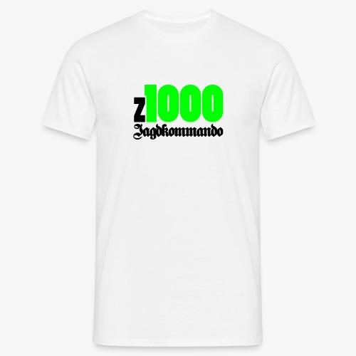 Z1000-Jagdkommando - Männer T-Shirt