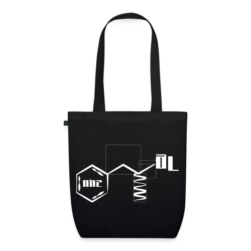 AL - Bag (white) - EarthPositive Tote Bag