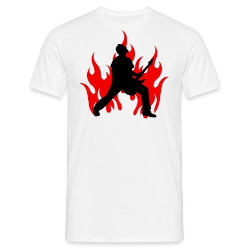 Lets Rock - Männer T-Shirt