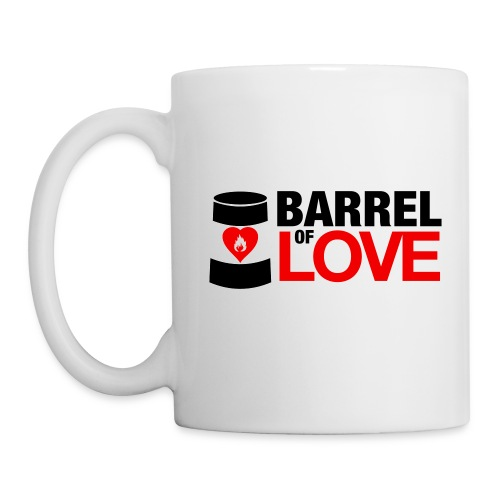 Barrel of Love Mug - Mug