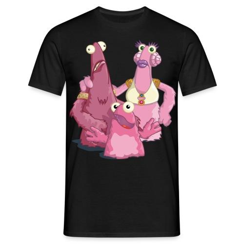 T-Shirt Vieh-Familie - Männer T-Shirt