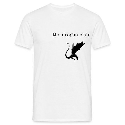 the dragon club t.shirt - Men's T-Shirt