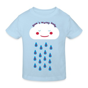 Don´t worry baby  - Kinder Bio-T-Shirt