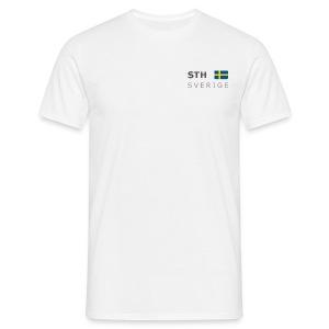 Classic T-Shirt STH SVERIGE dark-lettered  - Men's T-Shirt