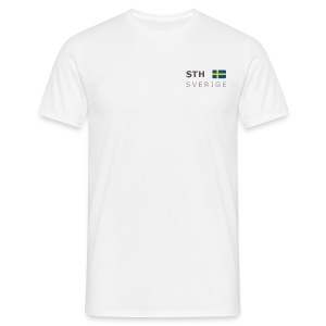 Classic T-Shirt STH SVERIGE dark-lettered  - Men's T-Shirt