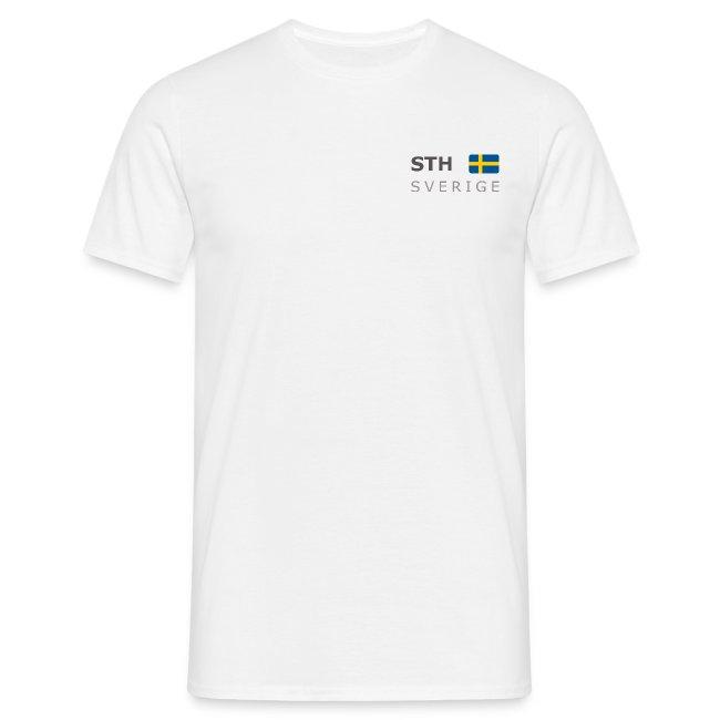 Classic T-Shirt STH SVERIGE dark-lettered