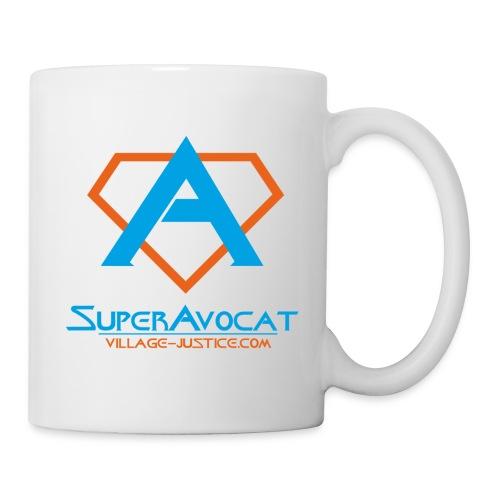 Le mug du Super Avocat ! - Mug blanc