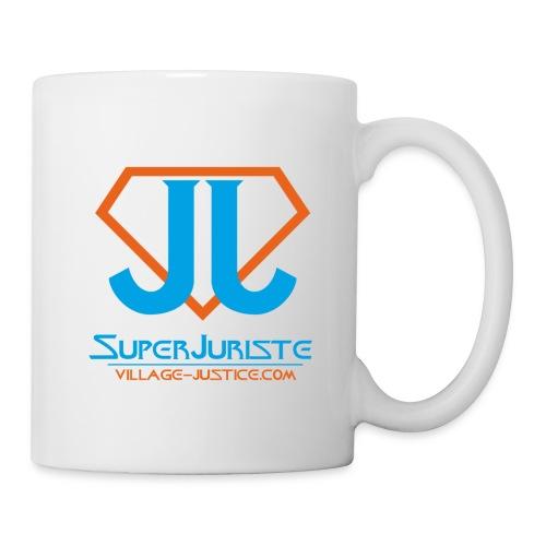 Le mug du Super Juriste ! - Mug blanc