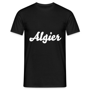 Algier Shirt BLACK - Männer T-Shirt