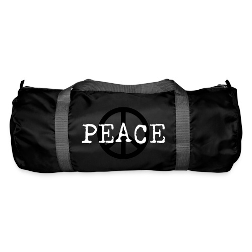sac peace vert  - Sac de sport