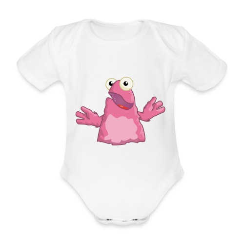 Body Babyvieh - Baby Bio-Kurzarm-Body