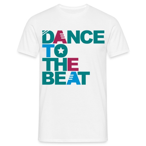 Beatshirt - Männer T-Shirt