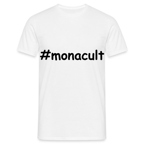 Monacultdude - Men's T-Shirt