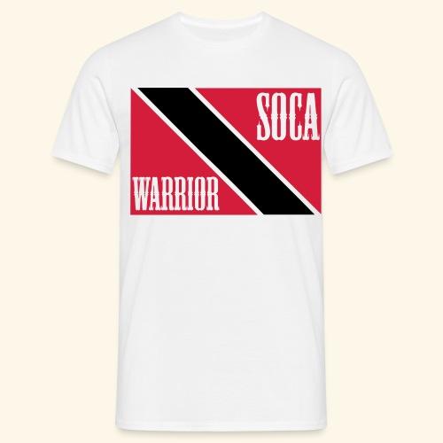 SOCA WARRIOR - Männer T-Shirt