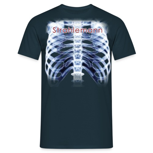 Strahlemann - Männer T-Shirt