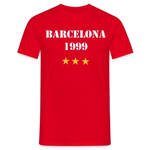 Barcelona 1999 - Men's T-Shirt