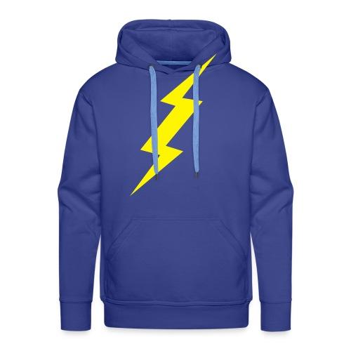 Sweatshirt Eclair - Sweat-shirt à capuche Premium pour hommes
