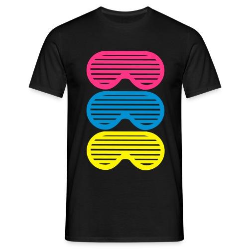 E&R Shutter Shades - T-shirt Homme