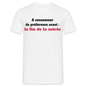 A consommer - T-shirt Homme