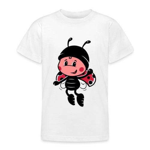 Marienkäfer - Teenager T-Shirt
