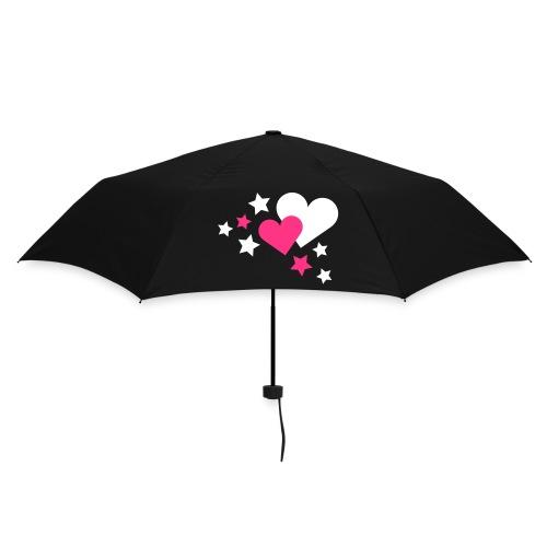Club Cherie Regenschirm (schwarz) - Regenschirm (klein)