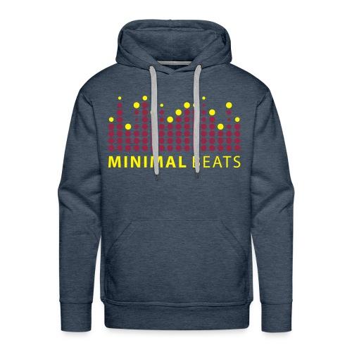 Minimal Beats Dreiflüsse Records - Männer Premium Hoodie