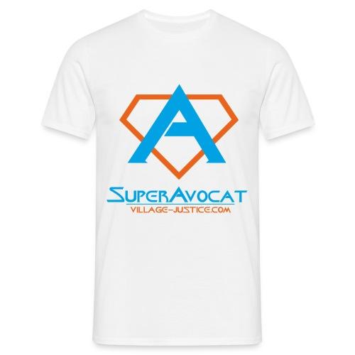 Attention, Super Avocat ! - T-shirt Homme