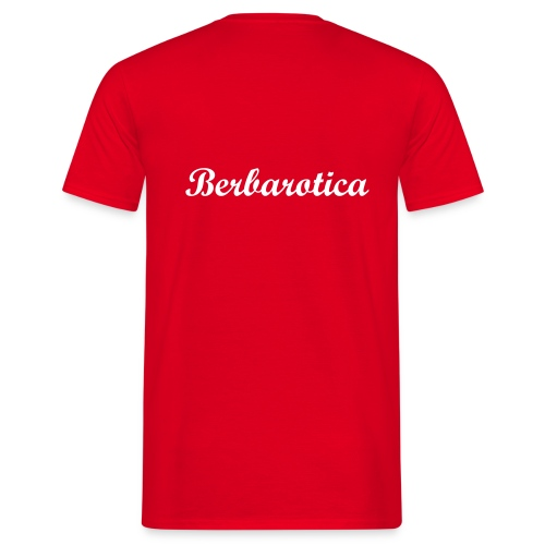 Men's 'Berbarotica' Standard T-Shirt - Men's T-Shirt