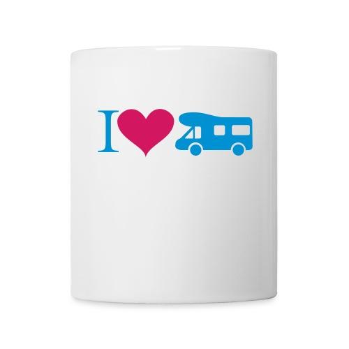 Kaffeebecher Camper-Fan - Tasse