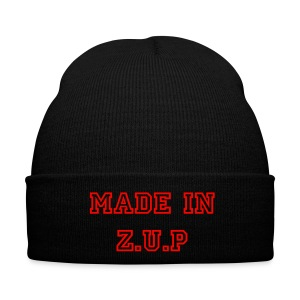 made in z.u.p - Bonnet d'hiver