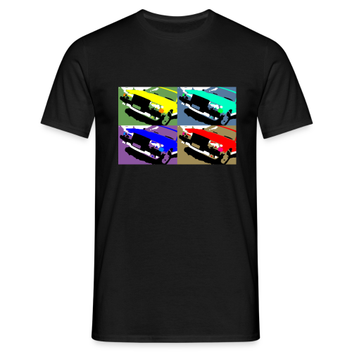 Koen's coole 740 shirt - Mannen T-shirt