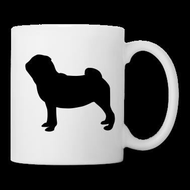 Pug Dog Mugs