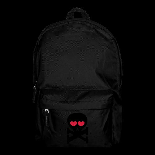 rucksack, heartskull - Rucksack