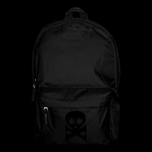 rucksack, typoskull - Rucksack