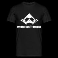 T-Shirts ~ Men's T-Shirt ~ MONKEY SKULL TEE